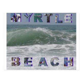 Myrtle Beach ポストカード