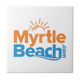 MyrtleBeach.comのロゴ タイル