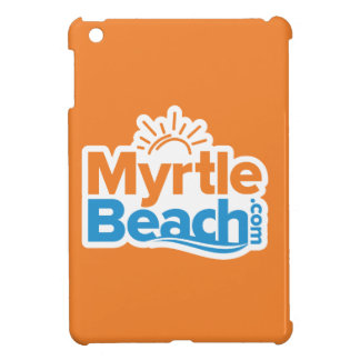 MyrtleBeach.comのロゴ iPad Miniケース