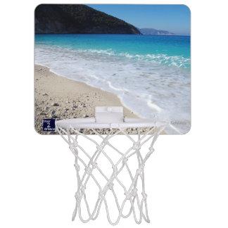 Myrtos - Kefalonia ミニバスケットボールゴール