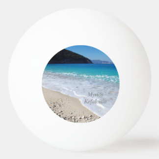Myrtos - Kefalonia 卓球ボール