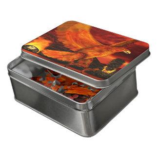 Myth Series 3 Phoenix Fire ジグソーパズル