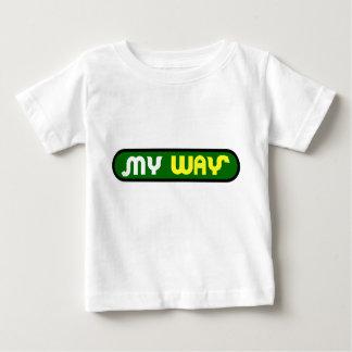 mywayblnk ベビーTシャツ