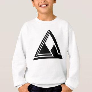 Nのシンプルな三ロゴをきれいにして下さい スウェットシャツ