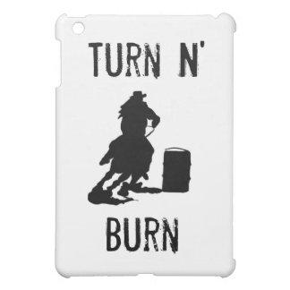 Nの焼跡を回して下さい iPad MINI カバー