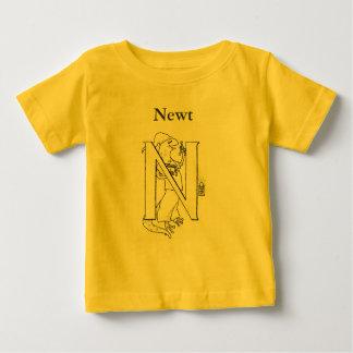 NはNewtのためです ベビーTシャツ