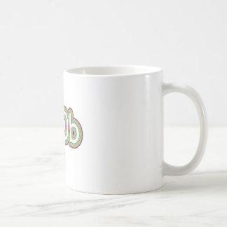 n00b コーヒーマグカップ