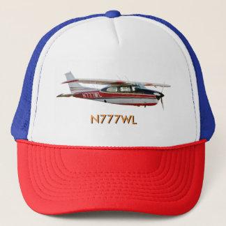 N777WLの帽子 キャップ