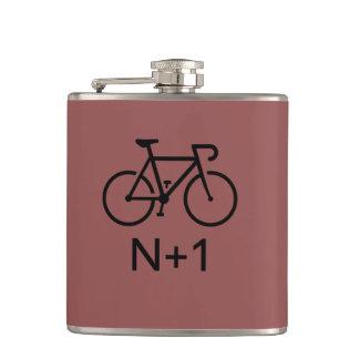 N+1台のバイク フラスク