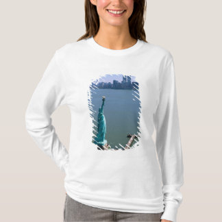 N.A.、米国、ニューヨーク、ニューヨークシティ。 彫像 Tシャツ