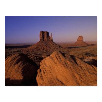 N.A.、米国、ユタのCanyonlandsの国立公園 ポストカード