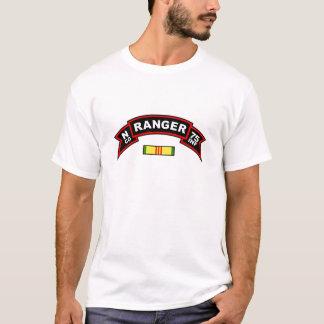 N Coの第75歩兵連隊-ベトナム、レーンジャー Tシャツ