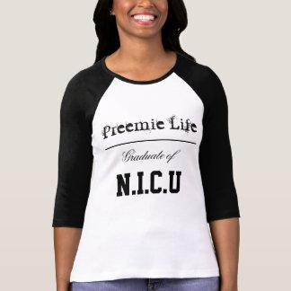N.I.C.Uの卒業生 Tシャツ