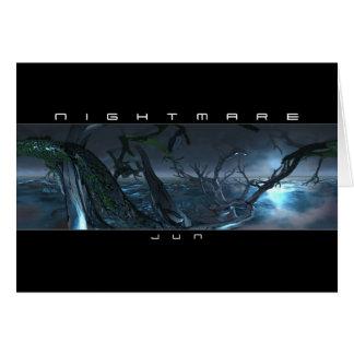 N I G H T M A R E カード
