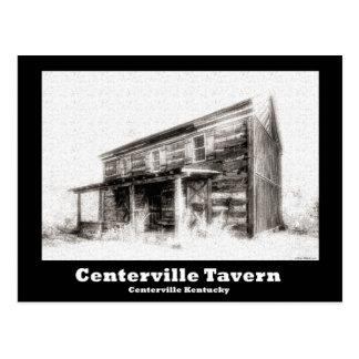 NA120.Centervilleの居酒屋 ポストカード