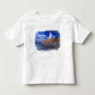 NA、カナダ、ニューブランズウィックのCampabelloの島 トドラーTシャツ