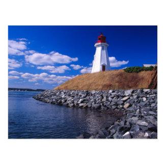 NA、カナダ、ニューブランズウィックのCampabelloの島 ポストカード