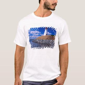 NA、カナダ、ニューブランズウィックのCampabelloの島 Tシャツ