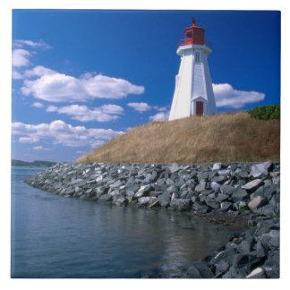 NA、カナダ、ニューブランズウィックのCampobelloの島。 5 タイル