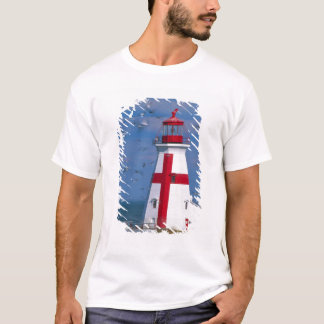 NA、カナダ、ニューブランズウィックのCampobelloの島。 8 Tシャツ