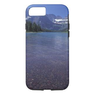 NA、米国、モンタナのグレーシャー国立公園 iPhone 8/7ケース