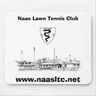 Naasのテニスクラブ、naasltc、NLTC マウスパッド