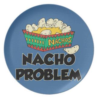 Nacho問題-おもしろいな言葉遊び プレート