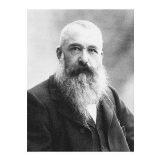 Nadar (1899年)著クロード・モネの写真 キャンバスプリント