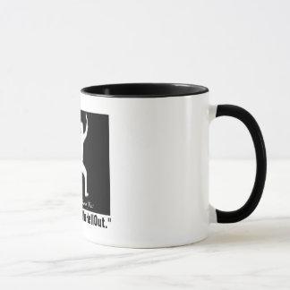 #NaeNaeTheHellOutのコーヒーカップ マグカップ