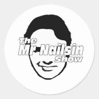 Nailsin Show氏 ラウンドシール
