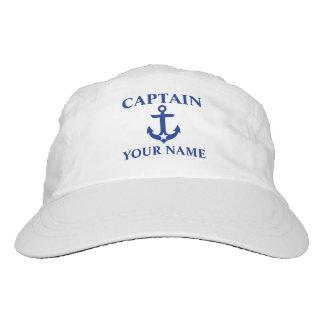 Name Anchor Star航海のな大尉 ヘッドスウェットハット