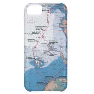 Nansenの北極の旅行 iPhone5Cケース