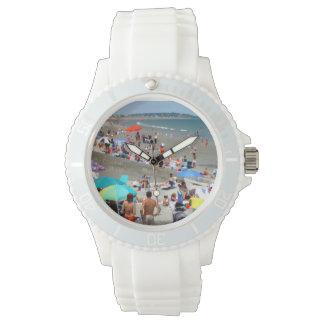 Nantasketのビーチの日曜日 腕時計
