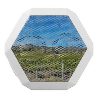 Napa Valleyカリフォルニアのブドウ園 ホワイトBluetoothスピーカー
