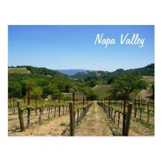 Napa Valley ポストカード