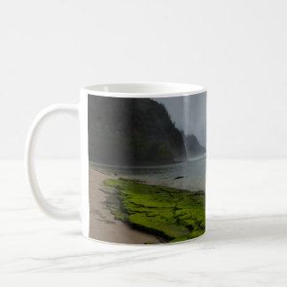 Napaliの海岸 コーヒーマグカップ