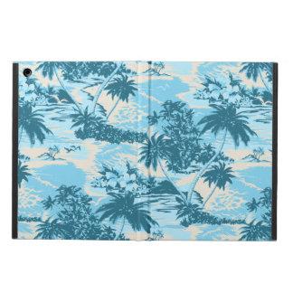 Napili湾のハワイアンのPowisのiCaseのiPadの空気箱 iPad Airケース