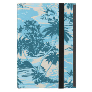 Napili湾のハワイアンのPowisのiCaseのiPad Miniケース iPad Mini ケース