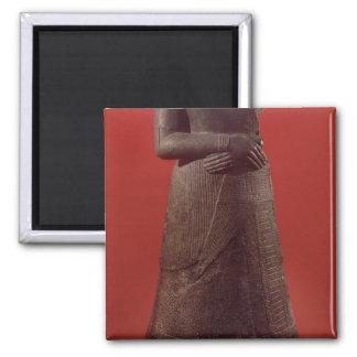 Napirasuの彫像、Elamite王の妻 マグネット