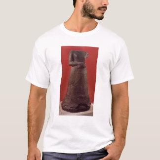 Napirasuの彫像、Elamite王の妻 Tシャツ