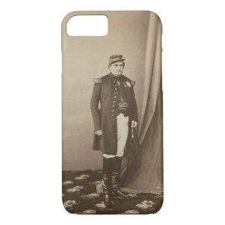 Napoナポレオンヨセフチャールズポールの(1822-91年の)王子 iPhone 8/7ケース