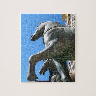 Napoleansの馬 ジグソーパズル