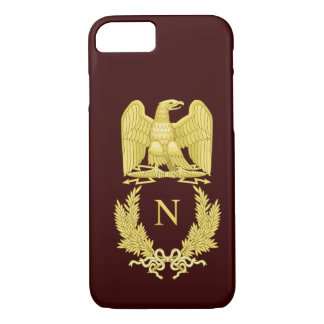 Napoleon Bonaparteの紋章 iPhone 8/7ケース
