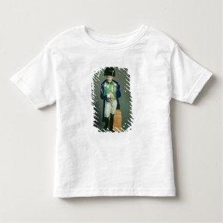 Napoleon Bonaparteの(犬)スタッフォードの姿 トドラーTシャツ
