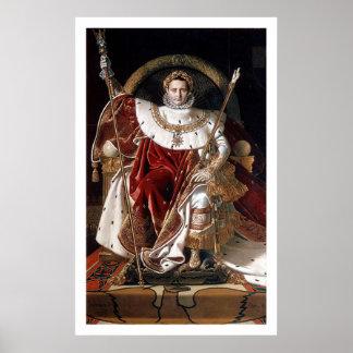 Napoleon Bonaparte ポスター