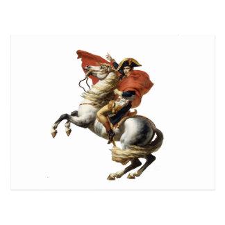 Napoleon Bonaparte 1800年 ポストカード
