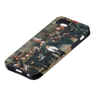 Napoleon Bonaparte iPhone SE/5/5s ケース