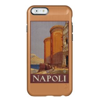 Napoli (ナポリ)イタリアのヴィンテージ旅行ケース incipio feather shine iPhone 6ケース