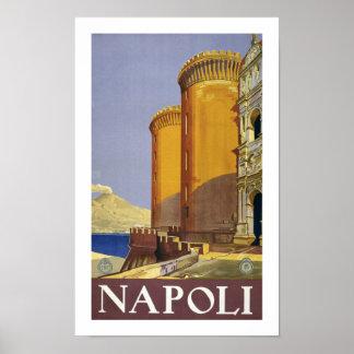 Napoli ポスター