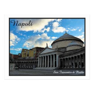 Napoli ポストカード